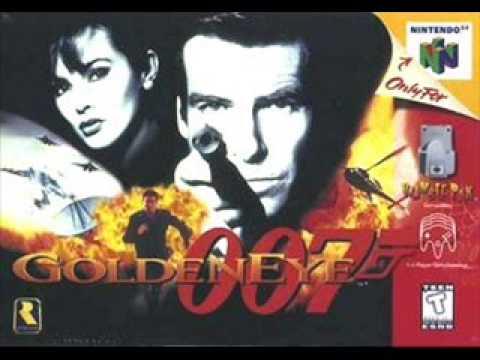 Goldeneye 007 Nintendo64 theme song