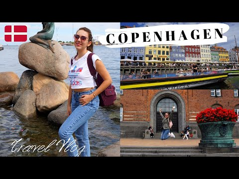 DENMARK Travel Vlog: COPENHAGEN in Summer-Copenhagen in 2 Days #Copenhagen |Olga-Maria Riante