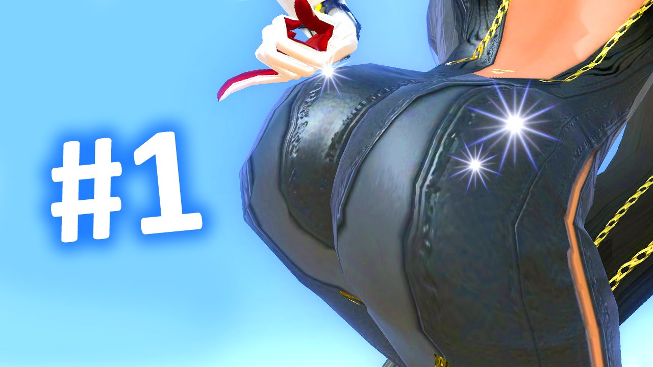 Download QUALITY GAMEPLAY / Bayonetta 2 / Part 1