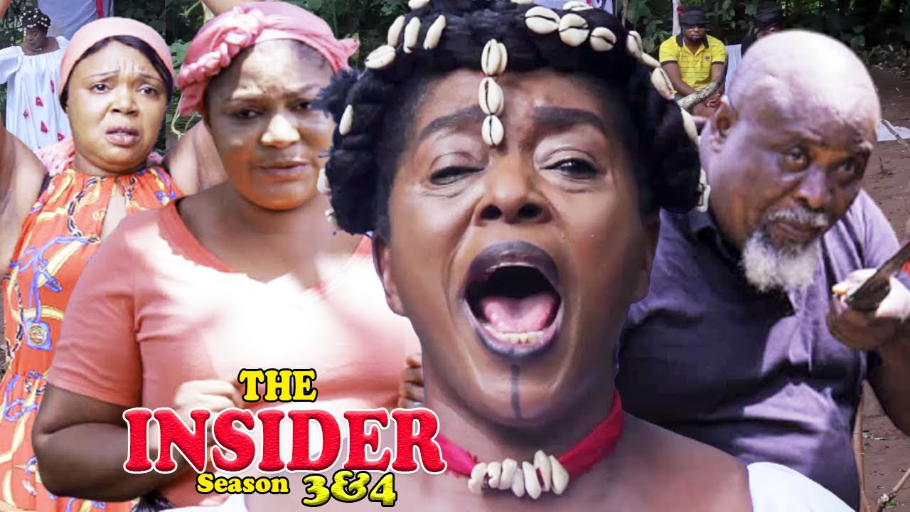 Download THE INSIDER SEASON 4 {NEW HIT MOVIE} - 2021 LATEST NIGERIAN NOLLYWOOD MOVIE