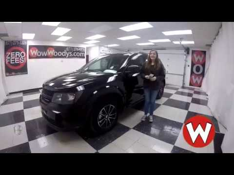 2018 Dodge Journey SE Review | Video Walkaround | Used Cars and Trucks for sale at WowWoodys