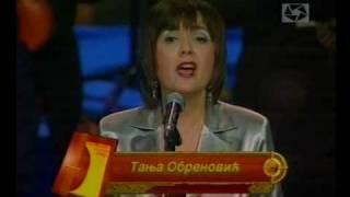 """Tanja Obrenovic """"Vojvodino golubice bela"""" by Srdjan Savic"""