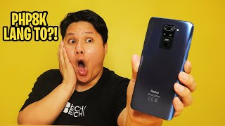 REDMI NOTE 9 - PHP8K LANG TO?!