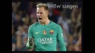Barcelona 11 kadrosu