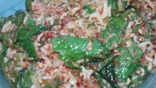 퓨전요리왕 요리tv집밥  깻잎새우고추젓갈날씨덥죠 땀도나…