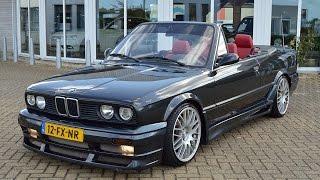 """BMW 3 Serie 318i Cabrio E30 *18""""M-Tech,Sportleder,Hardtop*"""