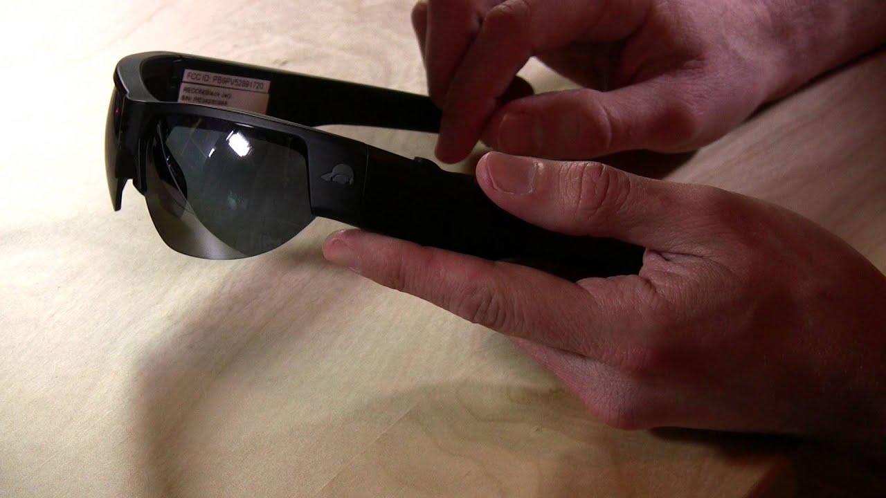 10b818aa7686 Pivothead Video Camera Sunglasses Review - Compared to Google Glass ...