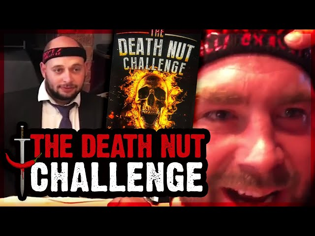 Death Nut Challenge down the pub! UK