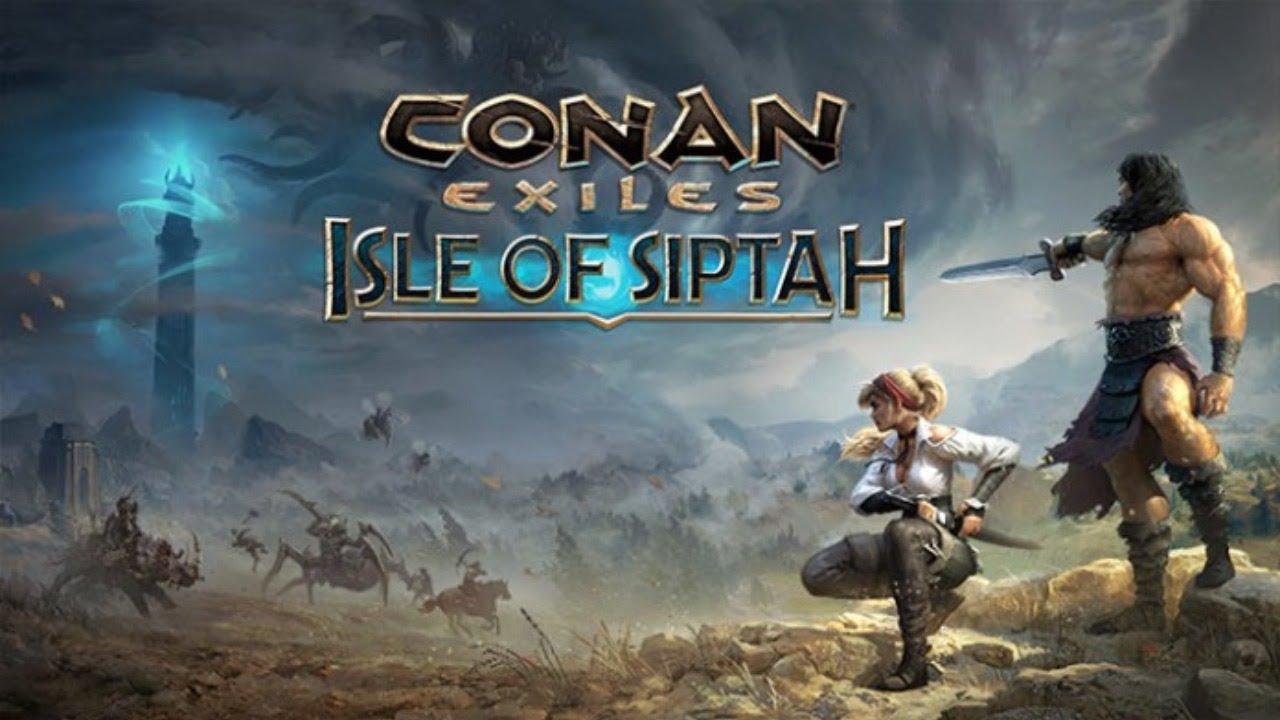 Conan Exiles | Isle Of Siptah CO-OP | PC