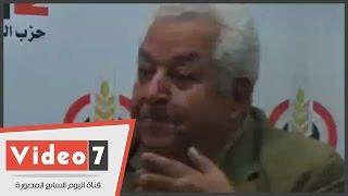 بالفيديو.. رئيس الحزب الناصرى: عرب 48 ليسوا خونة ولا إسرائيليين