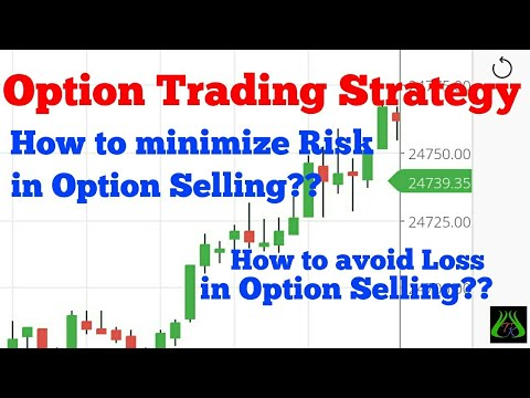 How to Minimize Risk in Option Selling and How to Avoid loss in Option Selling in Hindi #35