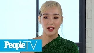 Tiffany Young Reveals How Her K-Pop Roots Have Influenced Her Solo Music | PeopleTV