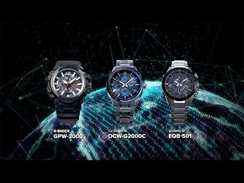 "CASIO Philosophy 2017 ""CASIO CONNECTED"" (in Japanese) thumbnail"