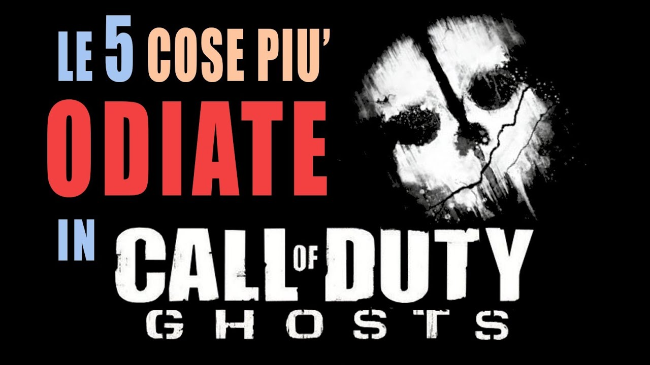Call of Duty Ghosts (guida) ps3) - Magazine cover