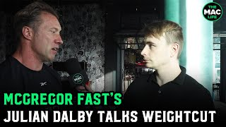 McGregorFast's Julian Dalby: The most straight forward weight cut that McGregor as done