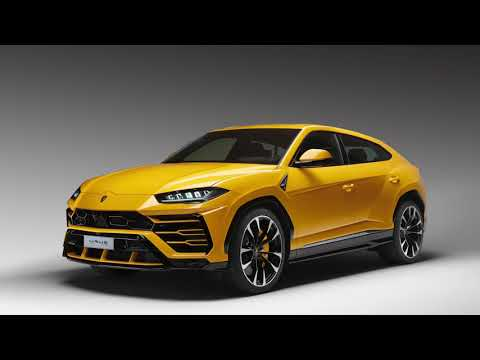 The new Lamborghini Urus  - The world's first Super Sport Utility Vehicle en