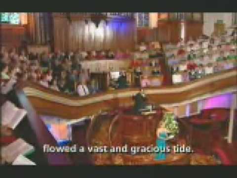 HymnHere is Love Vast as the Ocean Welsh Church