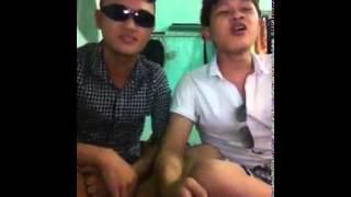 ca sĩ Dương Cốc và Tôn Rơi cover bài canh chim hai au
