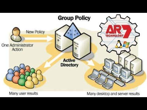 Mapeamento de Rede via Diretiva de Grupo (GPO) com Windows Server 2008