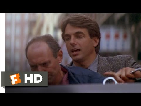 The Presidio (5/9) Movie CLIP - I'd Like You to Resist Arrest, Just a Little (1988) HD