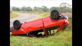 los peores accidentes automovilisticos con cancion de e 13