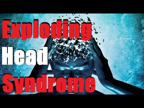 ☪ Exploding Head Syndrome - ☢ True scary stories