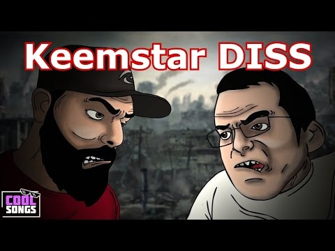@RickyBerwick - Keemstar DISS