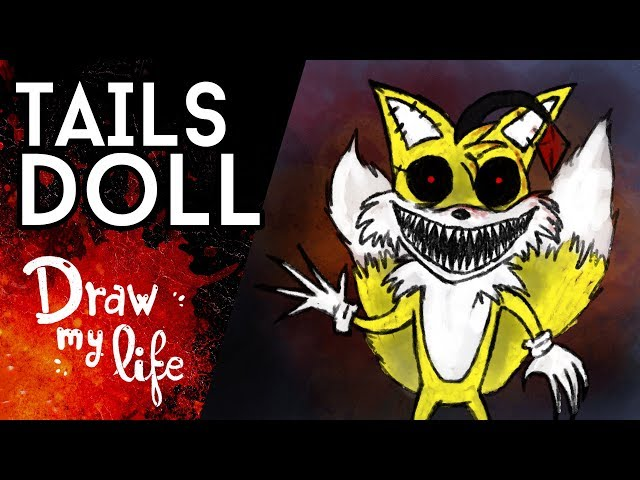 LA OSCURA LEYENDA de TAILS DOLLS - Creepy Draw