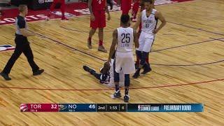 2nd Quarter, One Box Video: New Orleans Pelicans vs. Toronto Raptors