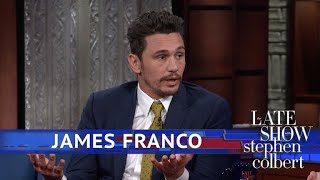 James Franco Supports 'Time's Up,' Addresses Recent Accusations thumbnail