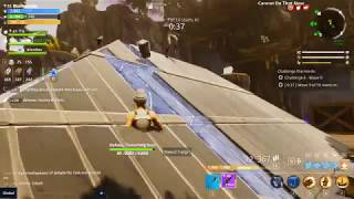 FORTNITE - Smasher gets me stuck