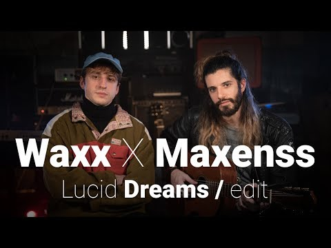 Waxx x Maxenss - Lucid Dreams (Edit Cover)