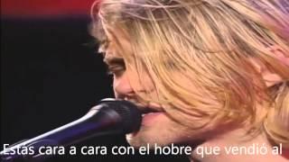Nirvana - The Man Who Sold The World (Español)