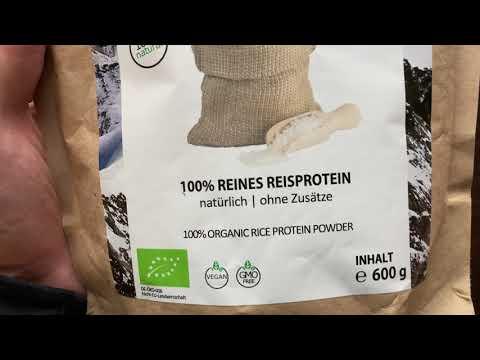 AlpenPower BIO REISPROTEIN