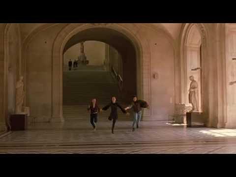 the dreamers. bernardo bertolucci. louvre