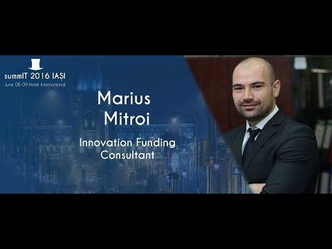 Marius Mitroi - SummIT Iasi 2016