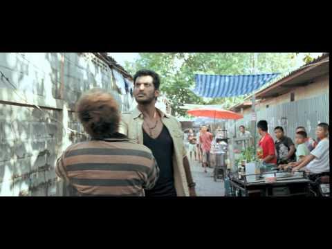 Samar Tamil Movie Scenes   Vishal Meets Sriman   Vishal   Trisha   Yuvan Shankar Raja