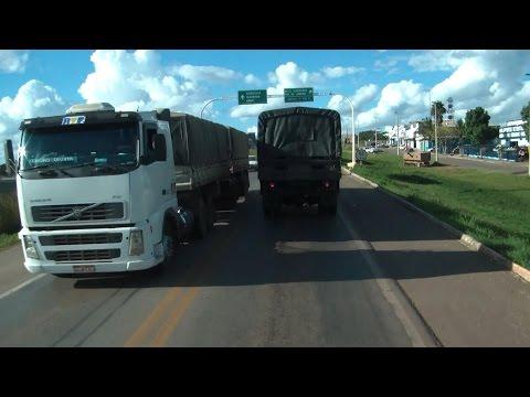Rodovias BR-050/BR-040 - Viagem de São Paulo-SP a Brasília-DF- 12a Parte