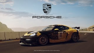 Forza Motorsport 7 - Porsche Cayman GT4 Clubsport Trailer