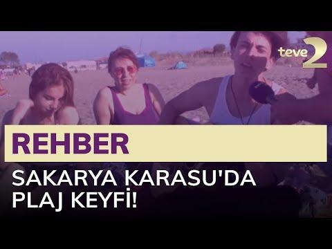 Rehber: Sakarya Karasu'da plaj keyfi!