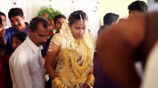 jithin+archana wedding highlight