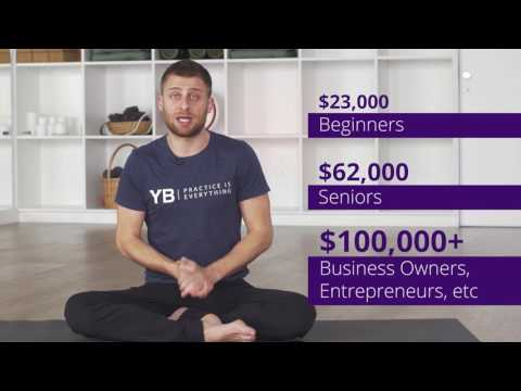 How Much Money Do Yoga Teachers Make? | YOGABODY®
