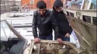 Прикол! Дагестанец продает машину! :)