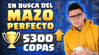Clash Royale: Superando las 5300 copas