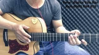 [Văn Bảo] Kỹ thuật Palm và Nail attack trong guitar solo