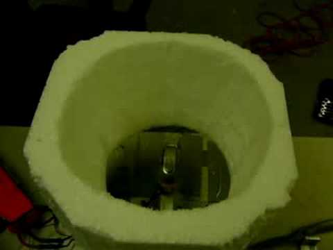 Project Elise- Ducted propeller test
