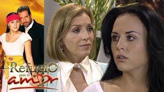 Un refugio para el amor - Capítulo 109: Luciana se reencuentra con Rosa Elena | Tlnovelas