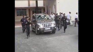 AP CM Chandrababu Naidu High Security With NSG Comandos Exclusive