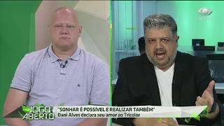Ronaldo e Héverton discutem por contratação de Daniel Alves