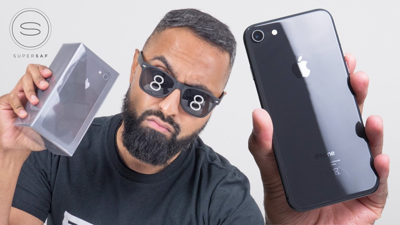 Iphone  Plus Space Grey Unboxing